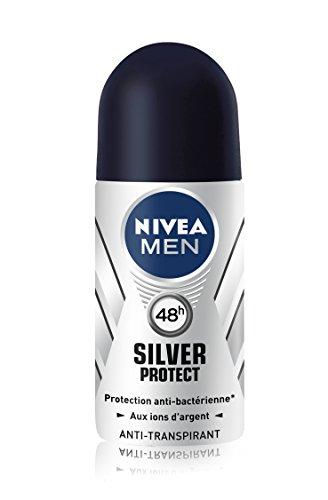 Nivea Men - Desodorante redondo, 50 ml, paquete de 2
