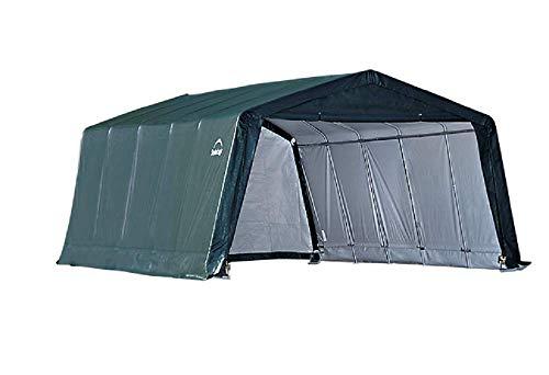 ShelterLogic Replacement Cover Kit 12x20x8 Peak Green 90516