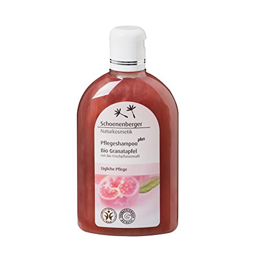 Schoenenberger Naturkosmetik Pflegeshampoo Bio Granatapfel