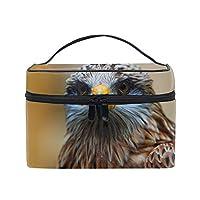 鷹収納バッグ コスメポーチ 化粧ポーチ 洗面用具入れ トラベルポーチ 旅行 出張 収納 コスメバッグ コンパクト 超軽量