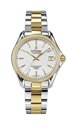 Reloj - Le Temps of Switzerland - Para - LT1033.64