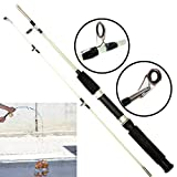 Hunting Hobby Fishing Rod Unbreakable 165cm/5.4ft