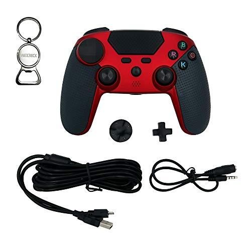 Mcbazel Brook Mars Wired Controller para Nintendo Switch, PS3, PS4, PC con abrebotellas