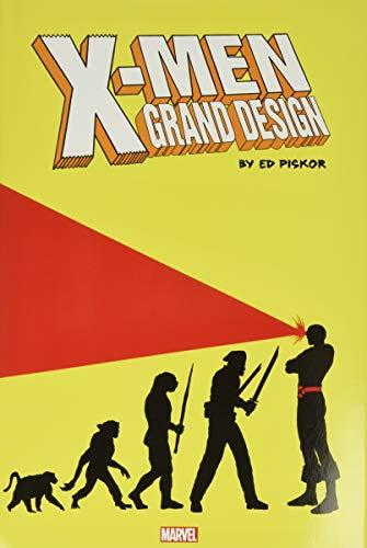 X-men: Grand Design - The Complete Graphic Novel