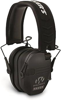 Walker's Game Ear Razor Slim Electronic Muff