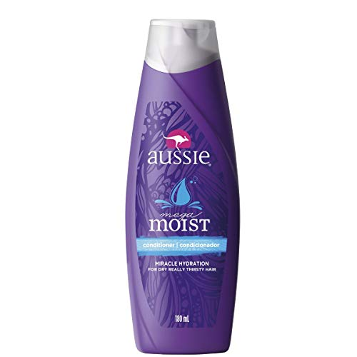 Condicionador Aussie Moist, 180 ml