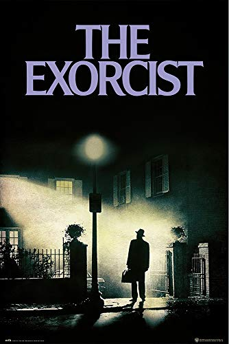 POSTER STOP ONLINE The Exorcist - Movie Poster (Regular Style) (Size 24 x 36)