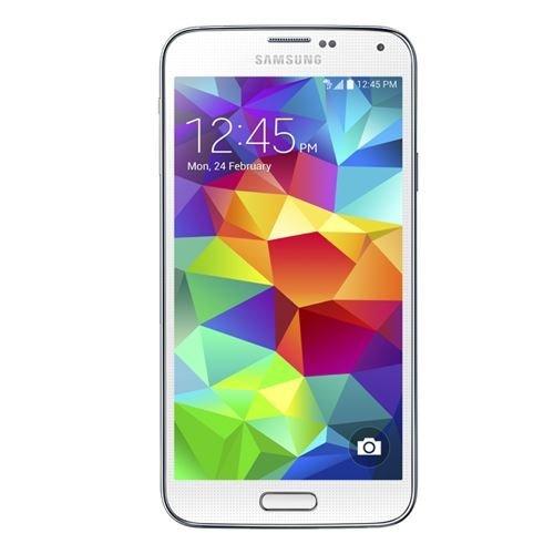 Samsung G900F Galaxy S5 (white) EU-Ware libre sin contrato