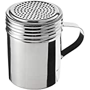 Winco Winware Stainless Steel Dredges 10-Ounce with Handle