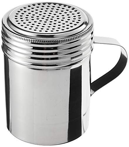 Winware Stainless Steel Dredges 10-Ounce with Handle