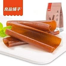【良品铺子 果丹皮250g/袋】Snacks Preserved fruit Sass Chinese Food Shan Zha Juan Haw roll