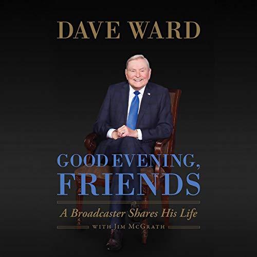Good Evening, Friends audiobook cover art