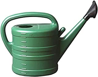 Watering Can,10L Plastic Large Watering Cans, Watering The Garden, Watering The Kettle (Size : 1 nozzle) Elise (Size : 1 n...