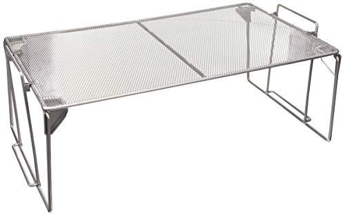 Zeller 17756 Universalregal, stapelbar, Mesh 43 x 25.5 x 15.5 cm