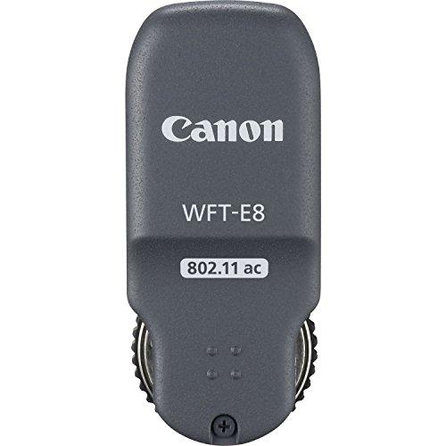 Canon WFT-E8 transmisor de dato de cámara 100 m Negro - Transmisores de Datos de cámara