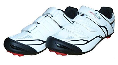 protectWEAR - Zapatos de bicicleta de carretera RRS-15006-43