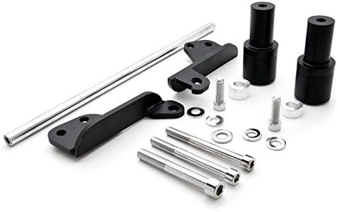Overseas parallel import regular item Krator No Cut Black Frame Sliders Honda CBR Max 86% OFF 600R with Compatible