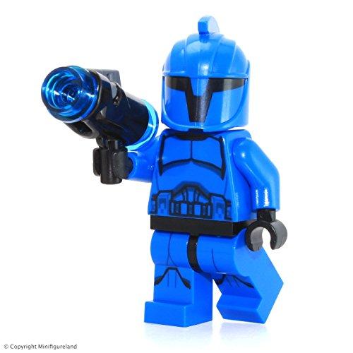 Lego Star Wars Senate Commando Trooper Minifigure.