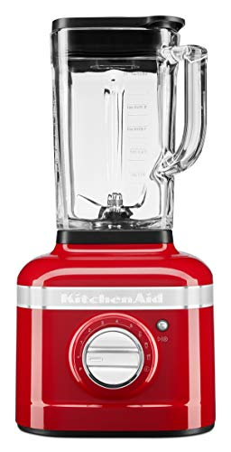 KitchenAid ARTISAN K400 Standmixer 5KSB4026EER 1200W 1,4 Liter Empire Rot