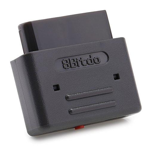 GOZAR 8bitdo Bluetooth Retro Receiver voor Nintendo Wii Wii U voor PS4 Game Controller