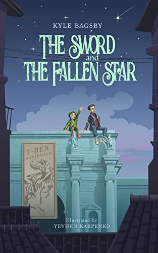 The Sword and the Fallen Star (The Fantastical Stories Told Beneath the Willow Tree Book 2) (English Edition)