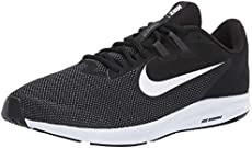 Nike Men's Downshifter 9 Running Shoe, black/white - anthracite - cool grey, 9 Regular US