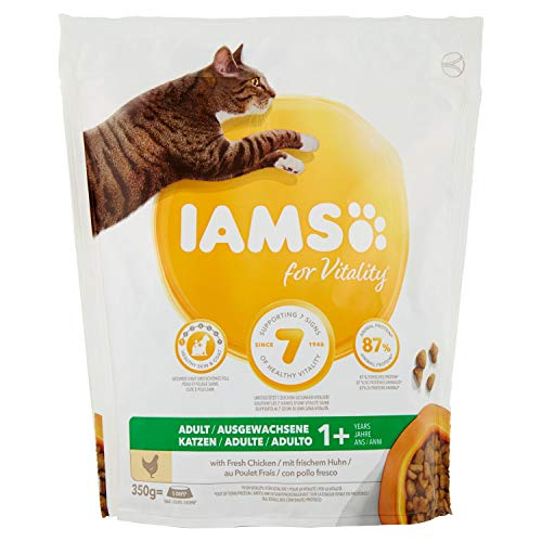 IAMS For Vitality Adult Chicken for Cats - 350g
