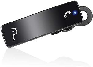 Fone de Ouvido Bluetooth Multilaser Monoauricular Sem Fio com Carregador Automotivo - AU203