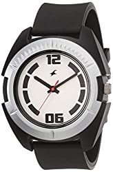 Fastrack Casual Analog White Dial watches for men