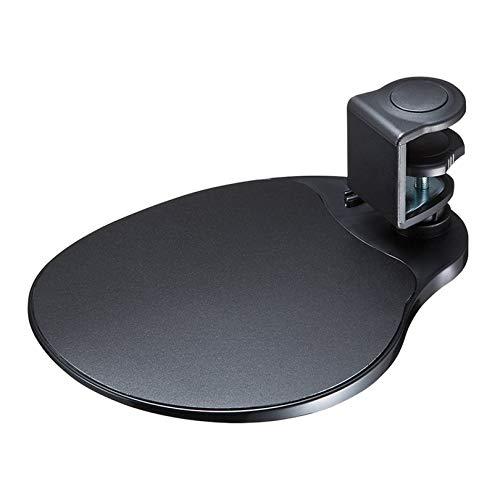 SYJY Soporte de brazo para soporte de mano, cómodo soporte de mano, marco de muñeca, alfombrilla de ratón de rotación de 360 grados, soporte de brazo para computadora