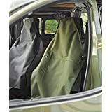 GORDON MILLER CORDURA FRONT SEAT COVER ゴードンミラー コーデュラ フロント シートカバー フロントシート用 耐久撥水加工 車 防水 アウトドア キャンプ オリーブ 1642439
