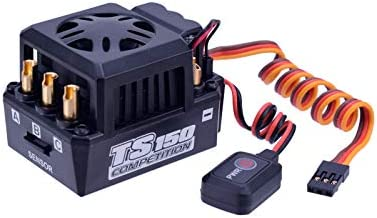 SKYRC Toro TS150 150A Brushless Sensored Motor ESC for 1/8 RC Car Buggy Truggy Monster Truck Trx4