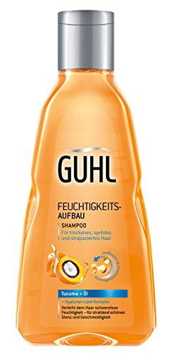 Guhl Feuchtigkeits-Aufbau Shampoo, 2er Pack (2 x 250 ml)
