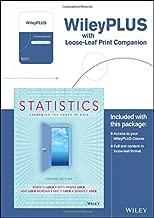 Statistics: Unlocking the Power of Data, Second Edition Binder Ready Version