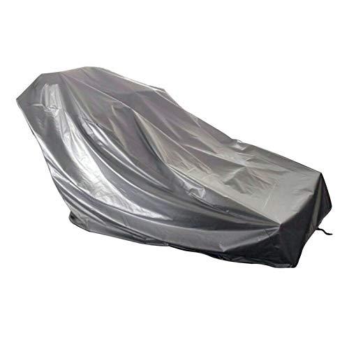 Caminadora Cubierta, Cubierta Impermeable Para Cinta De Correr Para Almacenamiento Exterior,tejido Oxford 210D Para Interiores O Exterioresresistente Al Agua Y A Los Rayos UV (Gris,160 x 95 x 110 cm)