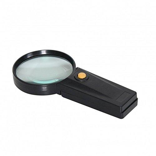 Testrut lente d' ingrandimento con illuminazione