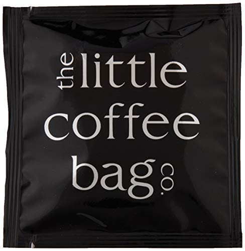 The Little Coffee Bag Company Blend No. 1 100 Individually Wrapped Coffee Bags