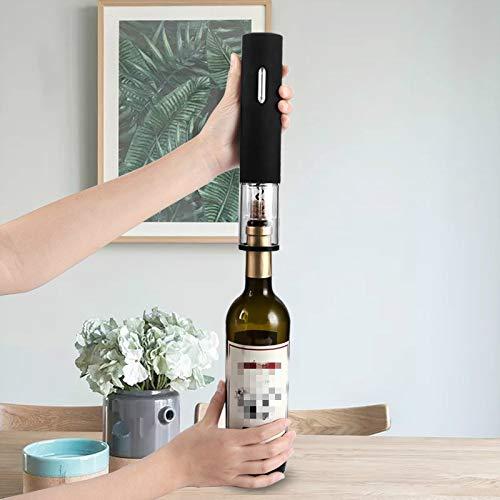 Abrebotellas de vino eléctrico YJX Abrebotellas de vino automático