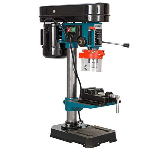 Preisvergleich Produktbild Tischbohrmaschine Standbohrmaschine Säulenbohrmaschine Bohrmaschine 1550W (EC510)