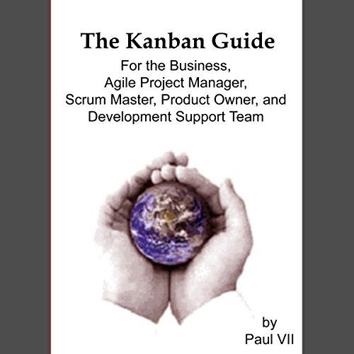 Kanban audiobook cover art