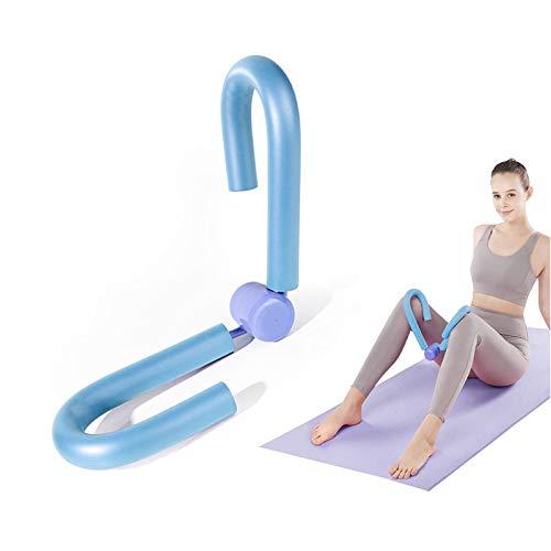 Entrenador Multifuncional de Muslos Dispositivo, Muslo Master para Gimnasio Yoga Entrenamiento, Ejercitador de Muslos, Equipo de Deporte en Hogar para Brazos, Piernas, Glúteos y Pecho