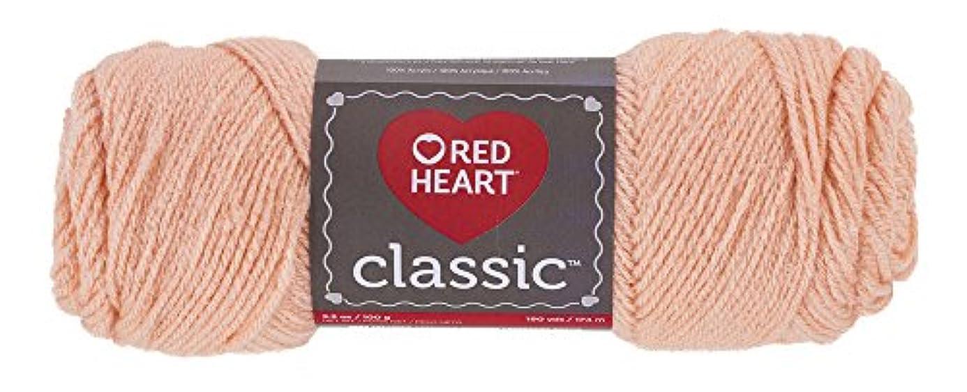 RED HEART Classic Yarn, Sea Coral ybx3062927