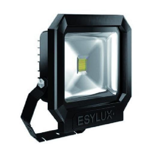ESYLUX ESYLUX LED-Strahler ADF OFL SUN LED30W 3K sw 3000K m.MontBügel sw OFL SUN Strahler/Scheinwerfer/Flutlicht 4015120810114