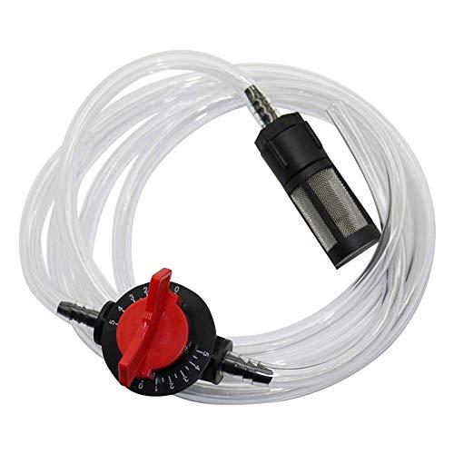 Lopbinte Manguera 1/2 3/4 Venturi Inyector Fertilizante Kit Filtro Flujo Válvula Agricultura Riego