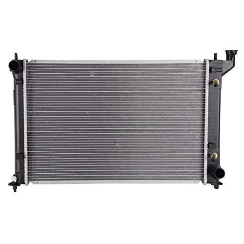 Klimoto Radiator | fits Scion TC 2005-2011 2.4L 2.5L L4 | Replaces SC3010104 1640022170 1640022190