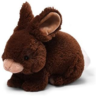 Gund Easter Wispers Natural Bunny 10 inch Brown Plush