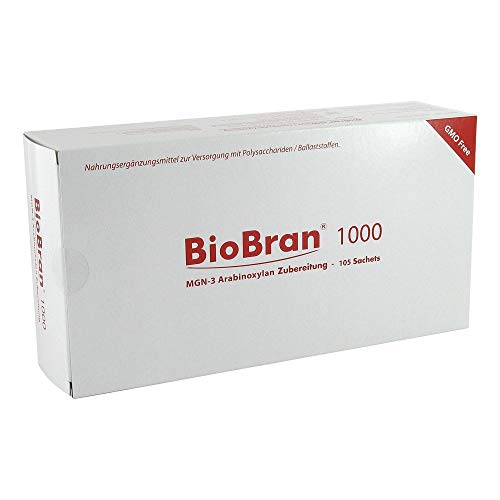 Biobran 1000 Pulver Beute 105 stk