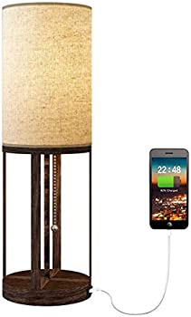Oneach Modern USB Table Lamp for Living Room