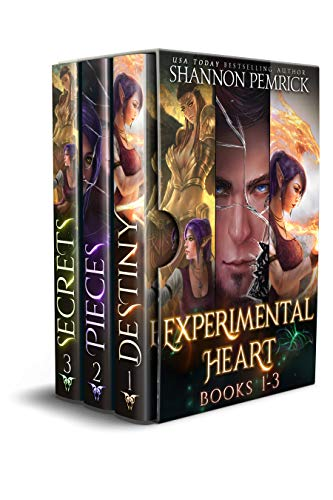 Experimental Heart Omnibus: Books 1-3 Kindle Edition by Shannon Pemrick  (Author)