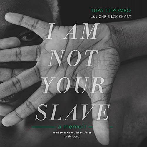 I Am Not Your Slave audiobook cover art